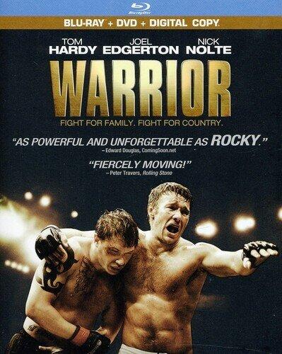Warrior (2011) (Blu-ray + DVD)