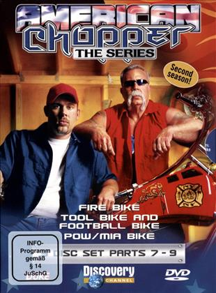 American Chopper - The Series - Second Season (3 DVDs)