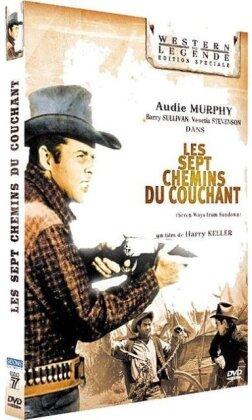 Les sept chemins du couchant (1960) (Western de Légende, Special Edition)