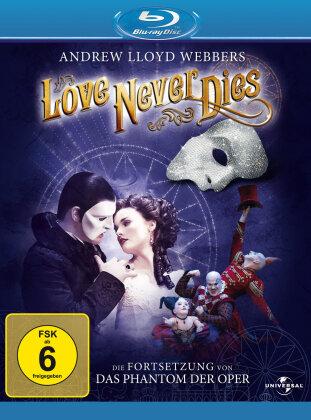 Andrew Lloyd Webber's Love Never Dies (2012)