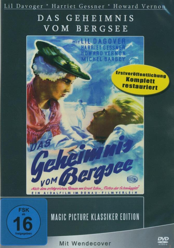 Das Geheimnis vom Bergsee (1952) (Magic Picture Klassiker Edition, s/w)