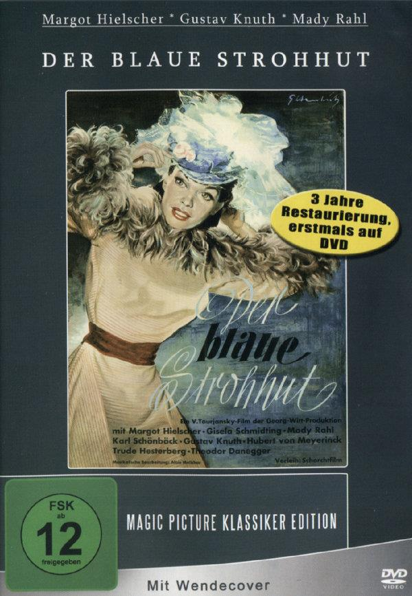 Der blaue Strohhut (1949) (Magic Picture Klassiker Edition, s/w, Restaurierte Fassung)