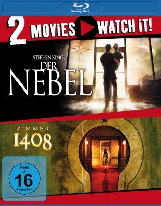 Der Nebel / Zimmer 1408 (2 Blu-rays)