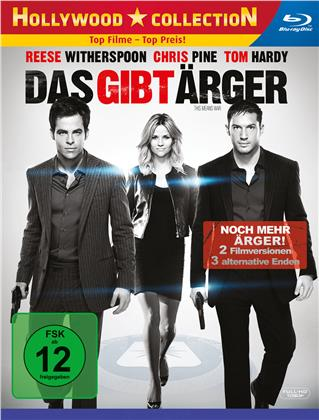 Das gibt Ärger (2011) (Blu-ray + DVD)