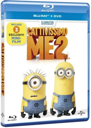 Cattivissimo me 2 (2013) (Blu-ray + DVD)