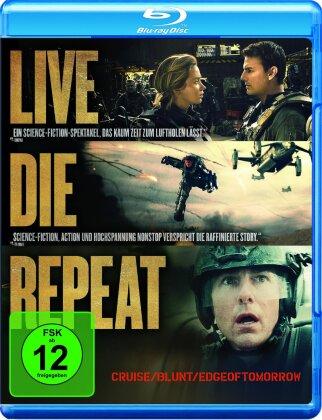 Edge of Tomorrow - Live Die Repeat (2014)