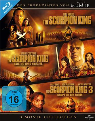The Scorpion King 1 - 3 (3 Blu-rays)