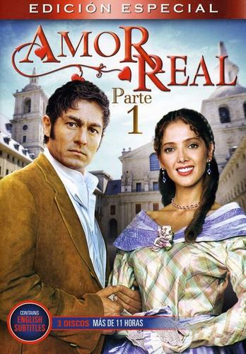 Amor Real - Vol. 1 (4 DVDs)