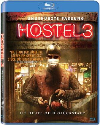 Hostel 3 - (Ungekürzte Fassung) (2011)