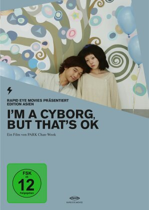 I'm a cyborg, but that's ok (2006) (Edition Asien)