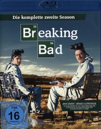 Breaking Bad - Staffel 2 (3 Blu-rays)