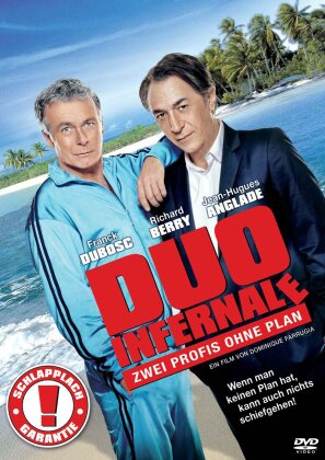 Duo Infernale - Zwei Profis ohne Plan - Le Marquis (2011) (2011)