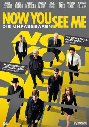Now You See Me - Die Unfassbaren (2013)