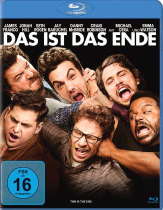 Das ist das Ende (2013) (4K Mastered)