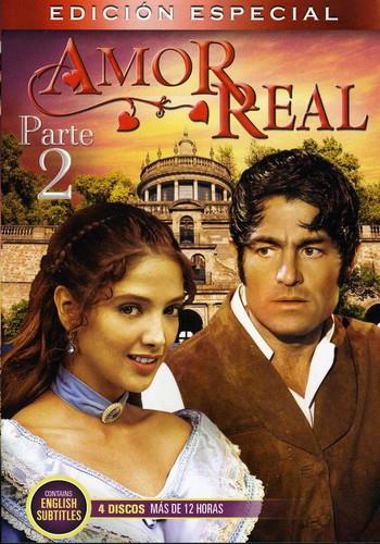 Amor Real - Vol. 2 (4 DVDs)