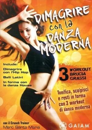 Dimagrire con la danza moderna - (GAIAM)