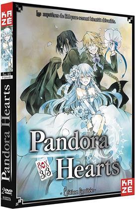 Pandora Hearts - Saison 1 - Box 3 (Limited Edition, 2 DVDs)