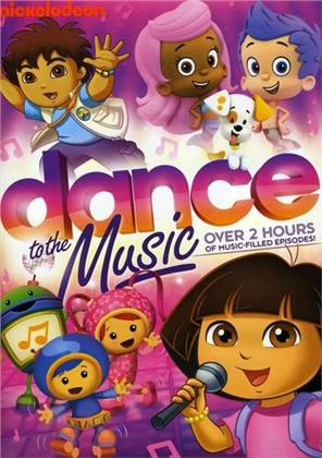 Nickelodeon Favorites - Dance to the Music!