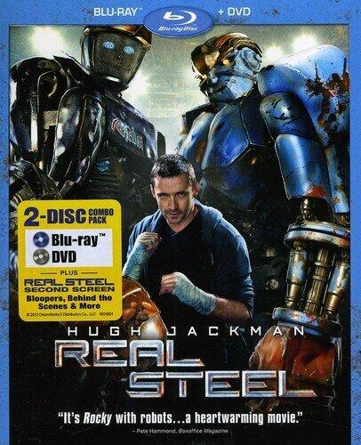 Real Steel 2011 Blu Ray Dvd Cede Com