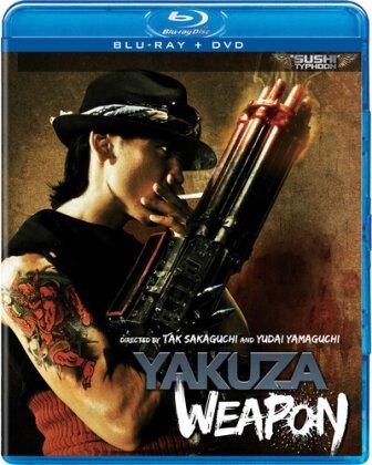 Yakuza Weapon (2011) (Blu-ray + DVD)