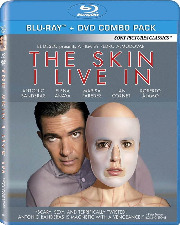 The Skin I Live In (2011) (Blu-ray + DVD)