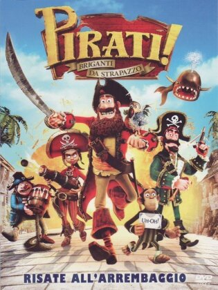 Pirati! - Briganti da strapazzo (2012)