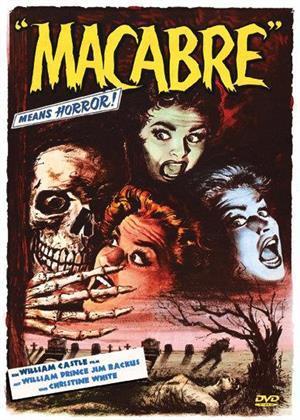 Macabre (1958) (2 DVDs)