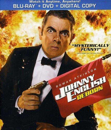 Johnny English 2 - Reborn (2011) (Blu-ray + DVD)
