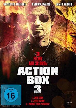 Action Box 3 - 3 Filme (2 DVDs)