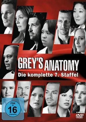 Grey's Anatomy - Staffel 7 (6 DVDs)