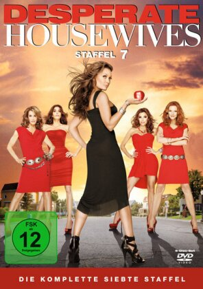 Desperate Housewives - Staffel 7 (6 DVDs)