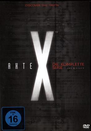 Akte X - Die komplette Serie (53 DVDs)