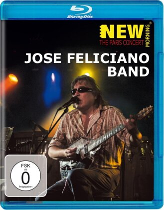 Jose Feliciano Band - New Morning - The Paris Concert
