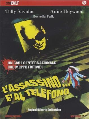 L'assassino... è al telefono (1972) (Neuauflage)