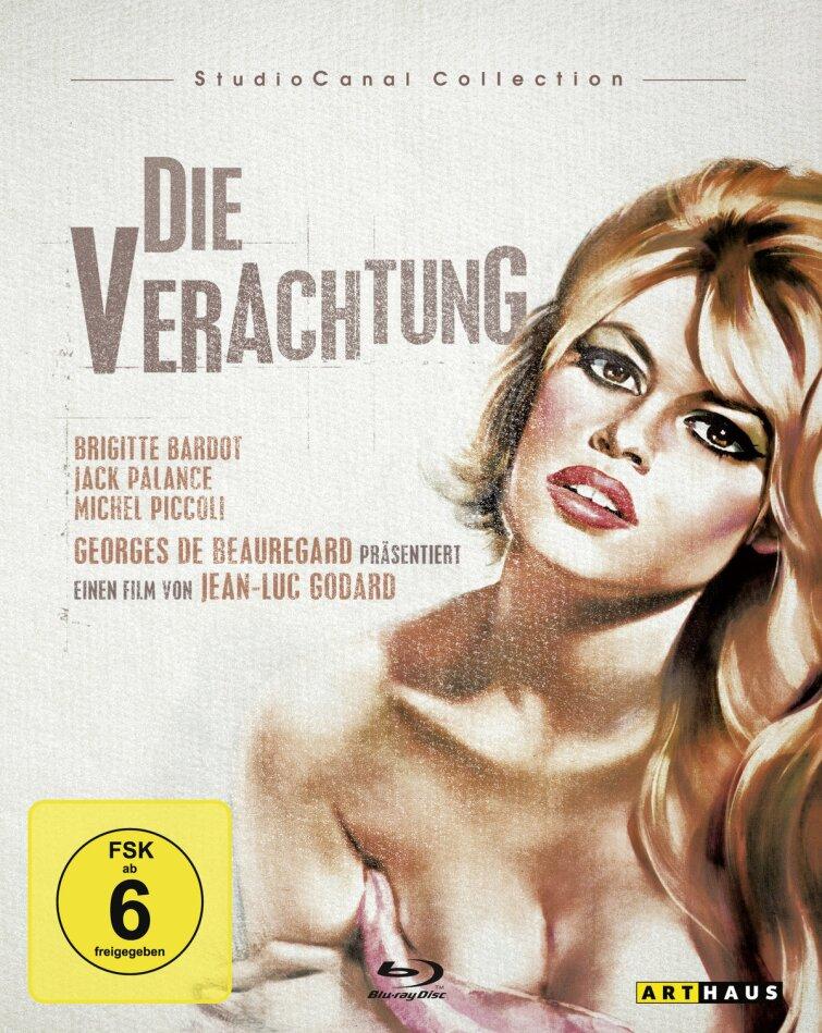 Die Verachtung - (Studio Canal) (1963)