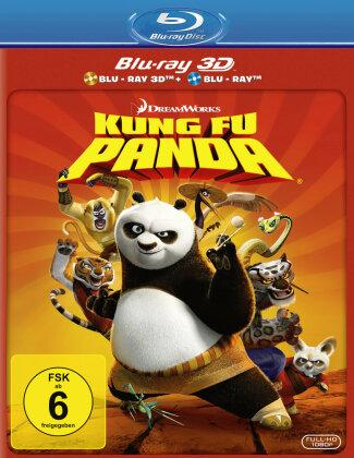 Kung Fu Panda (2008) (Blu-ray 3D + Blu-ray)