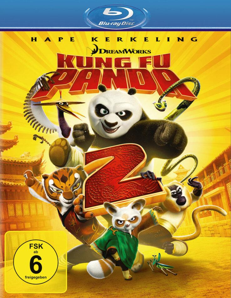 Kung Fu Panda 2 (2011) (Single Edition)