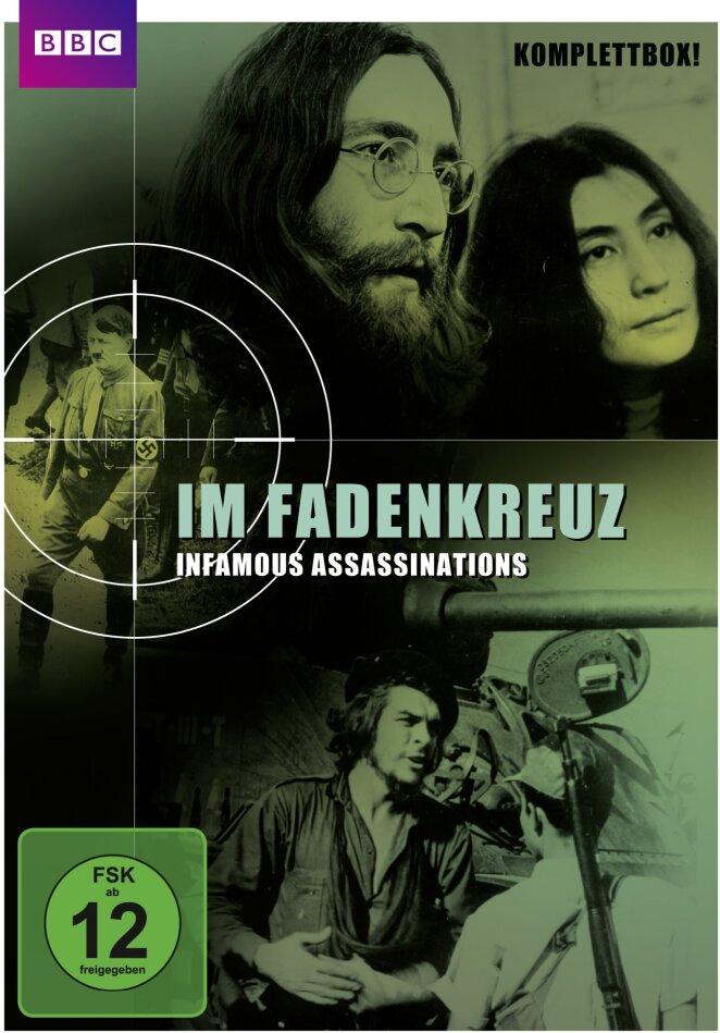Im Fadenkreuz - Komplettbox (BBC, 3 DVDs)