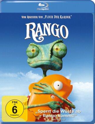 Rango (2011) (Single Edition)