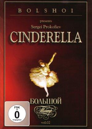 Bolshoi Ballet & Orchestra, Victor Fedotov & Gabriella Komleva - Prokofiev - Cinderella