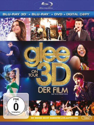 Glee on Tour - Der Film (2011)