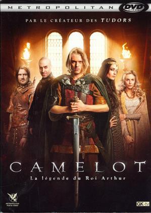 Camelot - La légende du Roi Arthur - Saison 1 (Digipack, 3 DVDs)