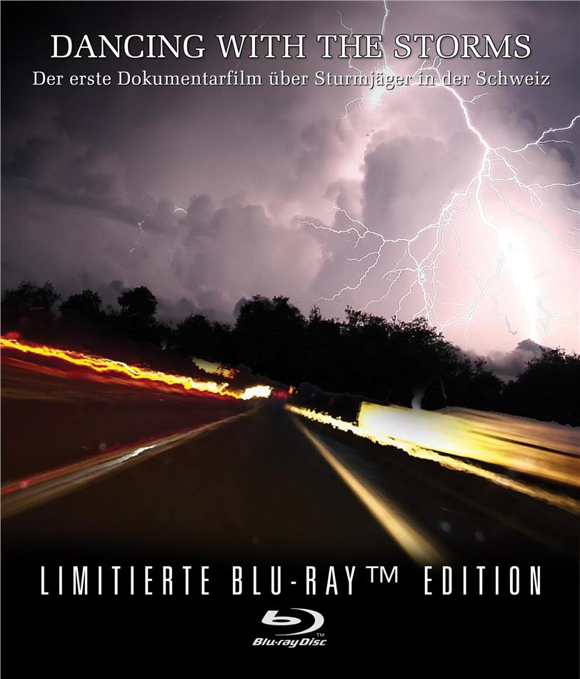 Dancing With The Storms (2009) (Limited Edition)