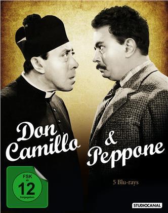Don Camillo & Peppone (5 Blu-ray)