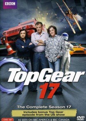Top Gear - Season 17 (3 DVDs)