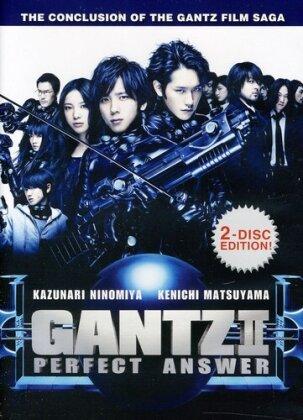 Gantz 2 - Perfect Answer (2011) (2 DVDs)