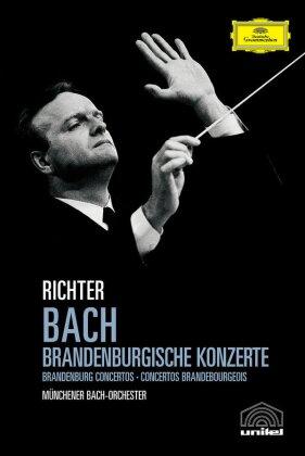 Münchener Bach-Orchester & Karl Richter - Bach - Brandenburgische Konzerte (Deutsche Grammophon)