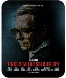 Tinker, Tailor, Soldier, Spy (2011) (Limited Edition, Steelbook, Blu-ray + DVD)