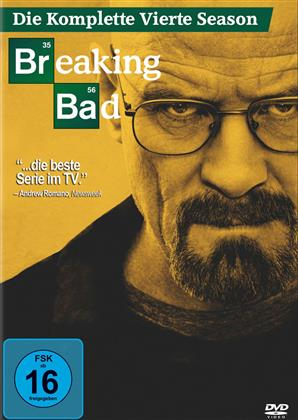 Breaking Bad - Staffel 4 (4 DVDs)