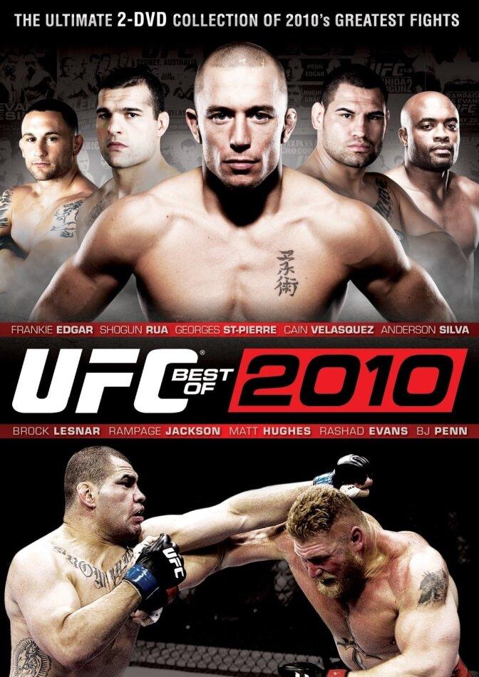 UFC - Best of 2010 (2 DVDs)